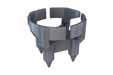 Praxifix - S chair spacer
